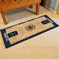 NBA - Los Angeles Clippers NBA Court Large Runner 29.5x54