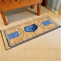Memphis Grizzlies NBA Large Court Runner Mat 29.5x54