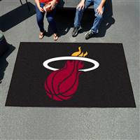 "NBA - Miami Heat Ulti-Mat 59.5""x94.5"""