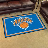 "New York Knicks 5x8 Area Rug 60""x92"""