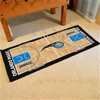 Orlando Magic NBA Large Court Runner 29.5x54