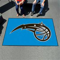"Orlando Magic Ulti-Mat Tailgating Mat 60""x96"""