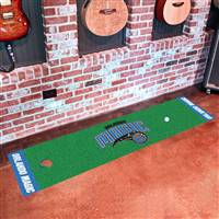 "Orlando Magic Putting Green Runner Mat 18""x72"""