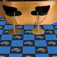 "Orlando Magic Carpet Tiles 18""x18"" Tiles, Covers 45 Sq. Ft."