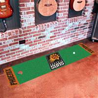 "Phoenix Suns Putting Green Runner Mat 18""x72"""