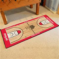Portland Trail Blazers NBA Large Court Runner Mat 29.5x54