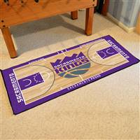 Sacramento Kings NBA Large Court Runner Mat 29.5x54