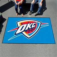"NBA - Oklahoma City Thunder Ulti-Mat 59.5""x94.5"""