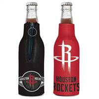 Houston Rockets Bottle Cooler