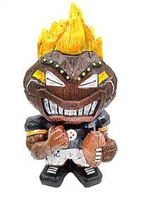 Pittsburgh Steelers Tiki Character 8 Inch - Special Order