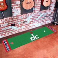 "Washington Wizards Putting Green Runner Mat 18"" x 72"""