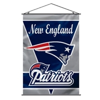 New England Patriots Wall Banner