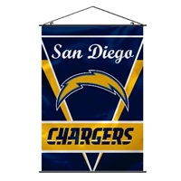 San Diego Chargers Wall Banner