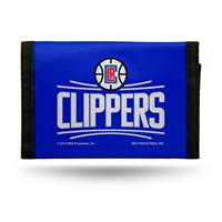 Los Angeles Clippers Wallet Nylon Trifold