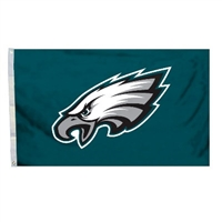 Philadelphia Eagles 3 Ft. X 5 Ft. Flag W/Grommetts