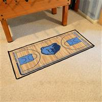 Memphis Grizzlies NBA Court Runner Mat 24x44