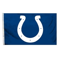 Indianapolis Colts 3 Ft. X 5 Ft. Flag W/Grommetts