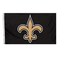 New Orleans Saints 3 Ft. X 5 Ft. Flag W/Grommetts