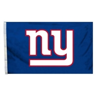 New York Giants 3 Ft. X 5 Ft. Flag W/Grommetts