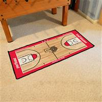 Portland Trail Blazers NBA Court Runner Mat 24x44