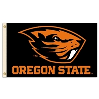 Oregon State Beavers 3 Ft. X 5 Ft. Flag W/Grommets