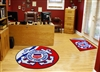 "US Coast Guard 44"" Diameter Round Rug"