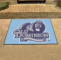 "Old Dominion University All-Star Mat 33.75""x42.5"""