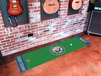 "U.S. Navy Putting Green Runner Mat 18"" x 72"""