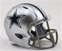 Dallas Cowboys Helmet Riddell Pocket Pro Speed Style