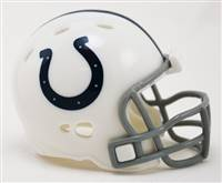 Indianapolis Colts Helmet Riddell Pocket Pro Speed Style