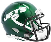 New York Jets Helmet Riddell Pocket Pro Speed Style 2019
