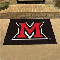 "Miami of Ohio Redhawks All-Star Rug 34""x45"""