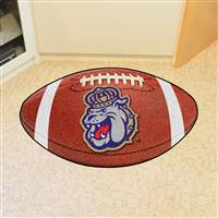"James Madison Dukes Football Rug 22""x35"""