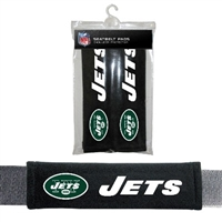 New York Jets Seat Belt Pad 2 Pack