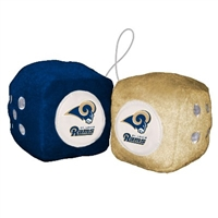 St. Louis Rams Fuzzy Dice