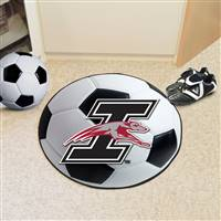 "University of Indianapolis Soccer Ball Mat 27"" diameter"