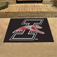 "University of Indianapolis All-Star Mat 33.75""x42.5"""