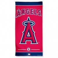 Los Angeles Angels Towel 30x60 Beach Style - Special Order