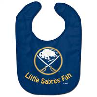 Buffalo Sabres Baby Bib All Pro Style