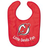 New Jersey Devils Baby Bib All Pro Style