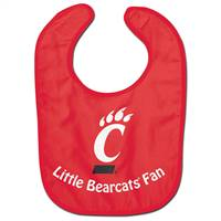 Cincinnati Bearcats Baby Bib All Pro