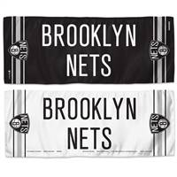 Brooklyn Nets Cooling Towel 12x30 - Special Order