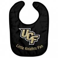 Central Florida Knights Baby Bib All Pro