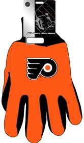 Philadelphia Flyers Two Tone Gloves - Adult