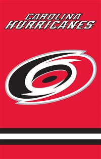 Carolina Hurricanes Two Sided Banner Flag