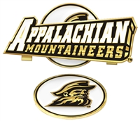 Appalachian State Mountaineers Slider Hat Clip Ball Marker