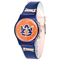 Auburn Tigers Team Fusion Illuminated Watch