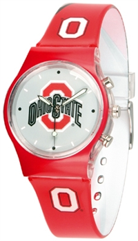 Ohio State Buckeyes Team Fusion Illuminated Watch