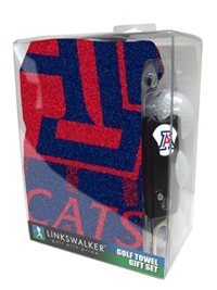 Arizona Wildcats Sports Towel Gift Pack