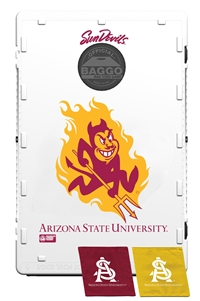 Arizona State University Sun Devils Bag Toss Game by Baggo